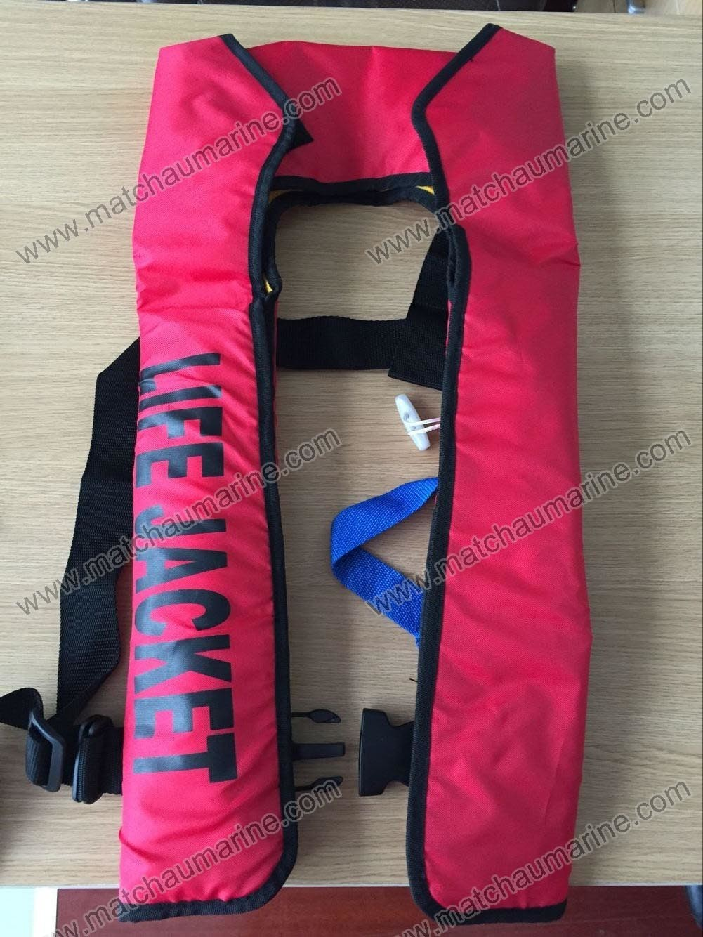 150n Automatic and Manual Inflatable Life Safety Vest