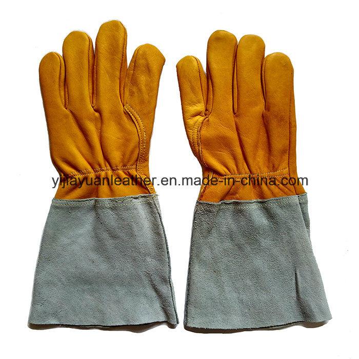 Wholesale Cowhide TIG Welding Gloves