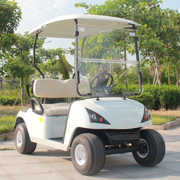 Marshell Brand CE Approved 2 Seats Electric Golf Cart (DG-C2)