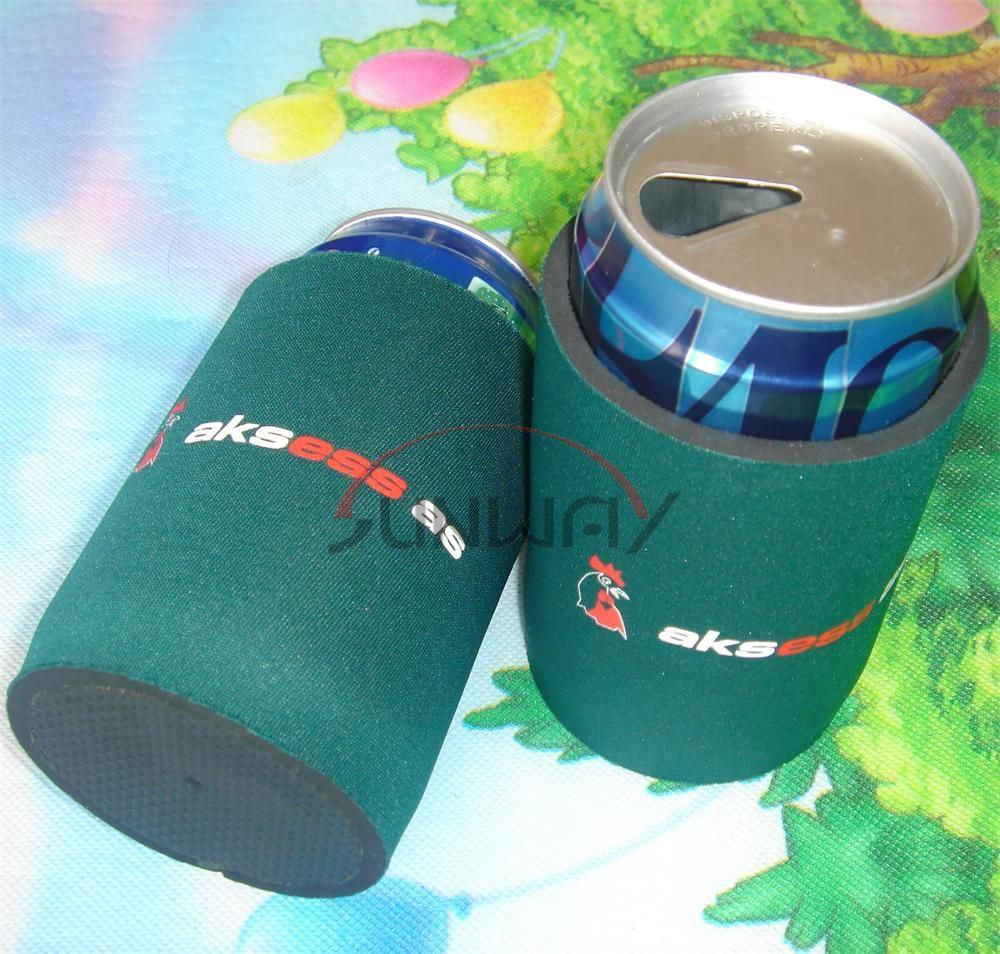 Promotion Gift Neoprene Can Cooler Beer Stubby Holder Bottle Koozie (BC0001)