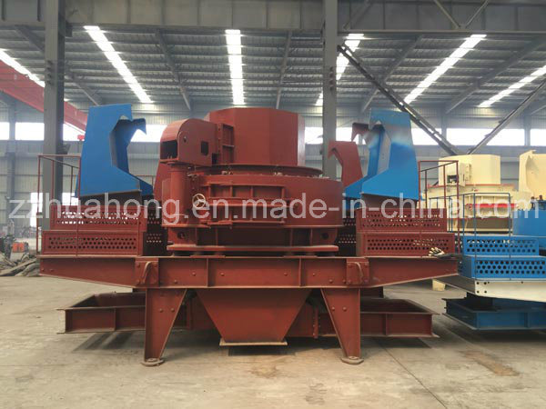 Huahong Ce Certificate Impact Crusher / Sand Making Machine