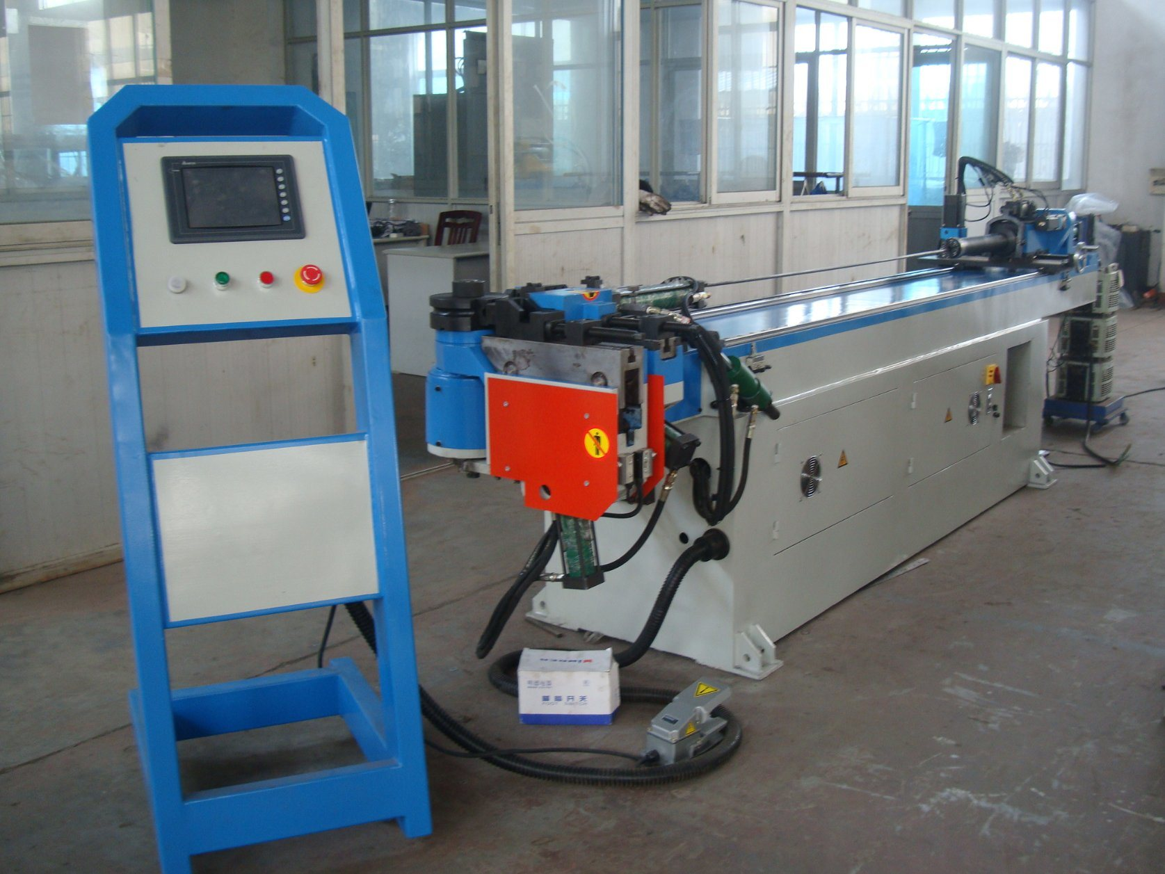 3D CNC Tube Bending Machine (GM-38CNC-2A-1S)