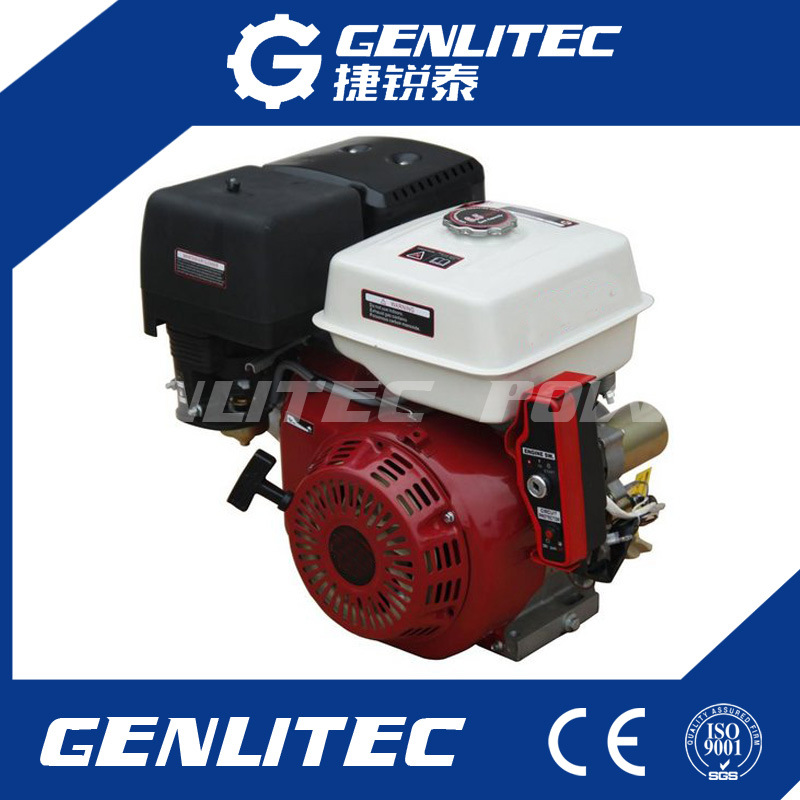 5.5HP to 16HP Single Cylinder 4 Stroke Petrol Engine for Generator or Water Pump