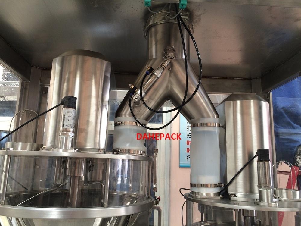 Automatic High Speed Powder Filling Machine