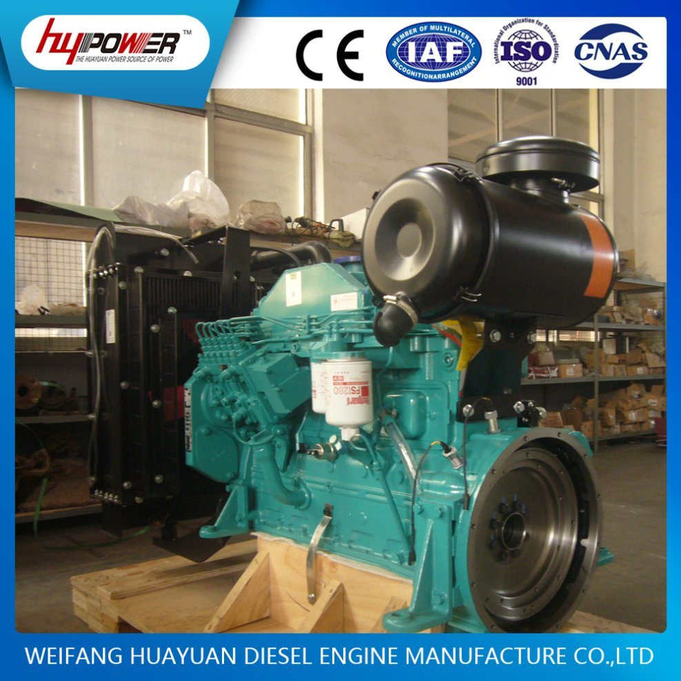 Easy Operation 85kVA Continue Power Cummins Engine Generator Sets