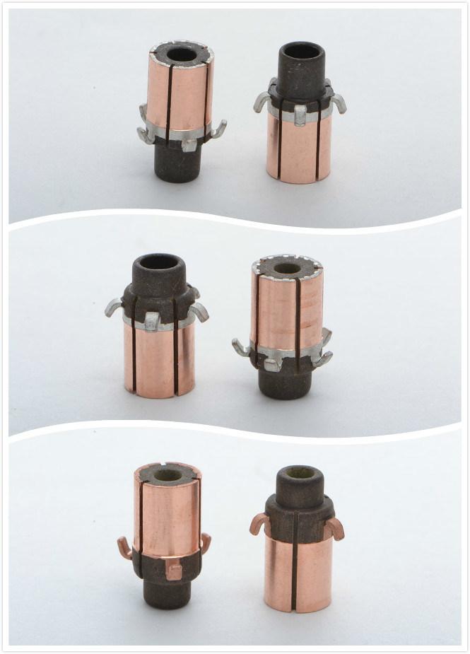 Hook Commutator for Micro Motor Parts