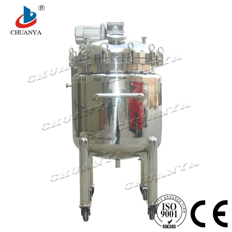 Stainless Steel Food Pressure Mixing Tanks for Water Storage and Food Beverage