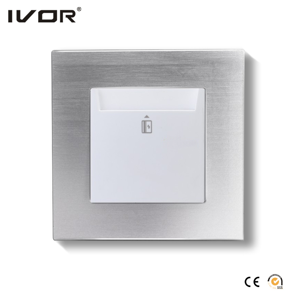 Energy Saver Key Card Power Switch Hr-Es1000-Yun