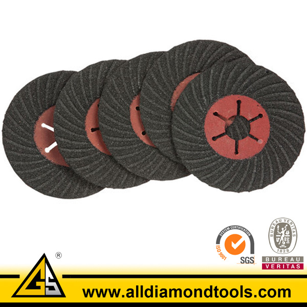 Silicon Carbide Semi-Flex Fibre Disc
