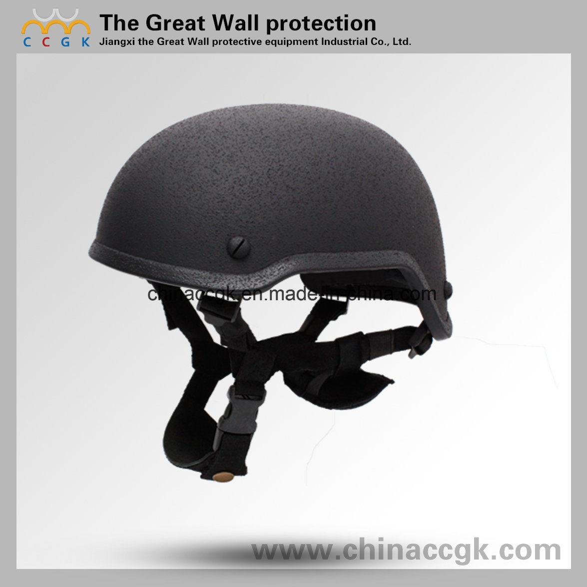 Ccgk Mich 2001 Anti-Riot Helmet