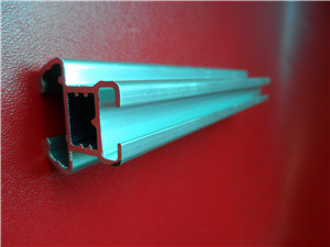 Customized 6063t5 Natural Anodised Aluminium Pipe