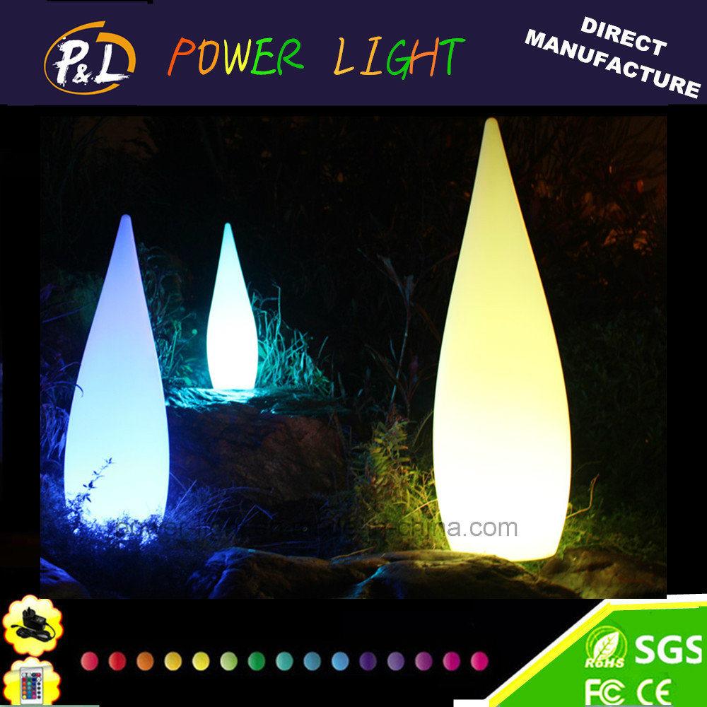New Design Hotel Home Plastic Illuminated Decor Floor Lamp LED Floor Light