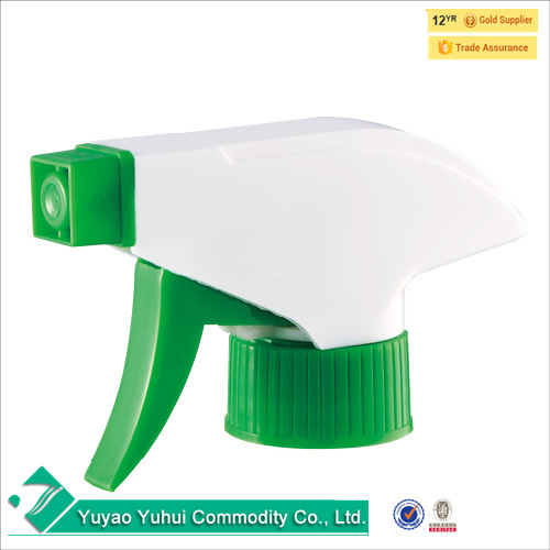 Plastic Trigger Sprayer Household Cleaning Chemical Resistant