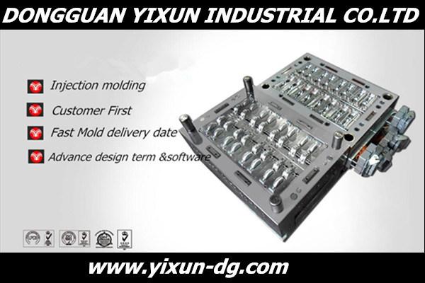 Precision Plastic Electronic Plug/ Socket Mould (YIXUN)