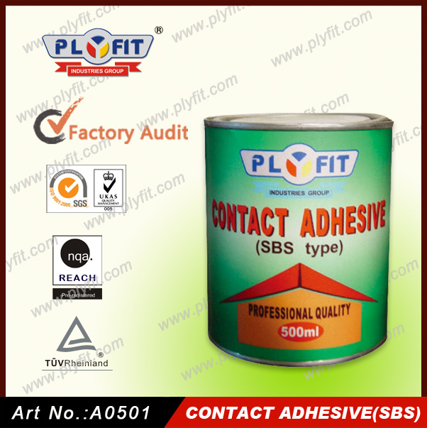 Contact Adhesive - Sbs Type