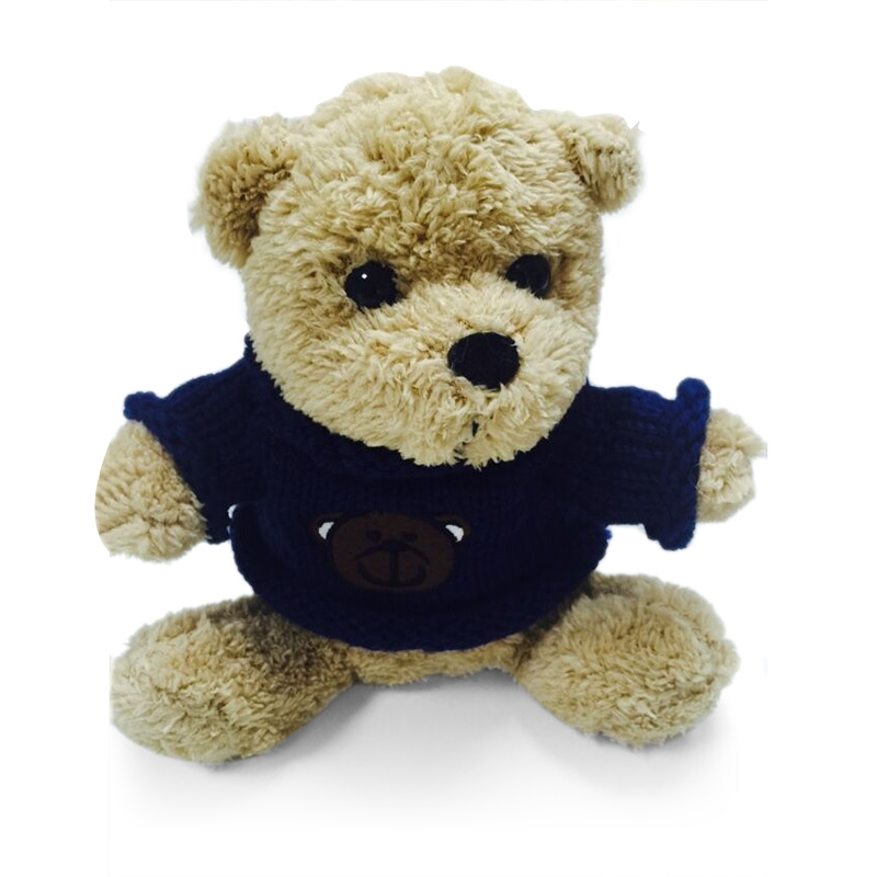 Kids Essential Beanie Stuffed Plush Teddy Bear