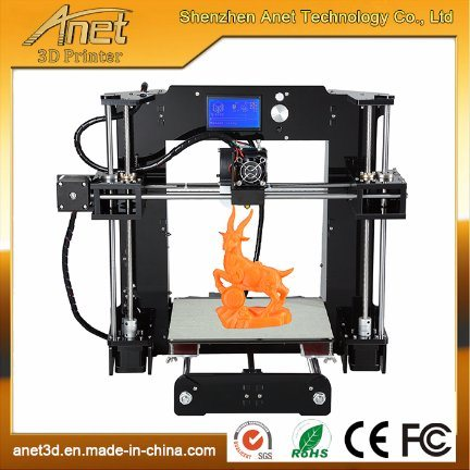 Anet Mini 3D Printer 3D Printer Machine Autolevel Kit Custom 3D Printing Service or 3D Printer Factory of China