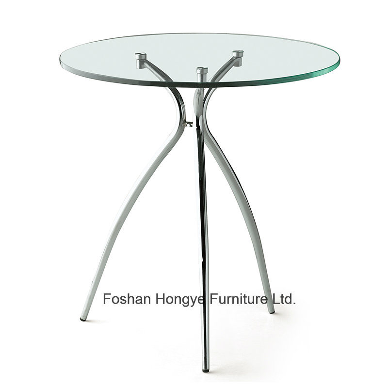 Three Legs Small Coffee Table New Design Side Table (M024)