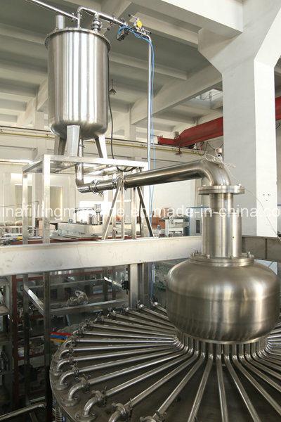 Automatic Juice Bottle Filling Equipment Line with PLC Control