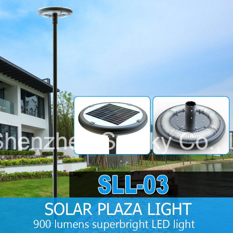 2017 New Design All in One Solar Landscape LED Light with Ce FCC Certification