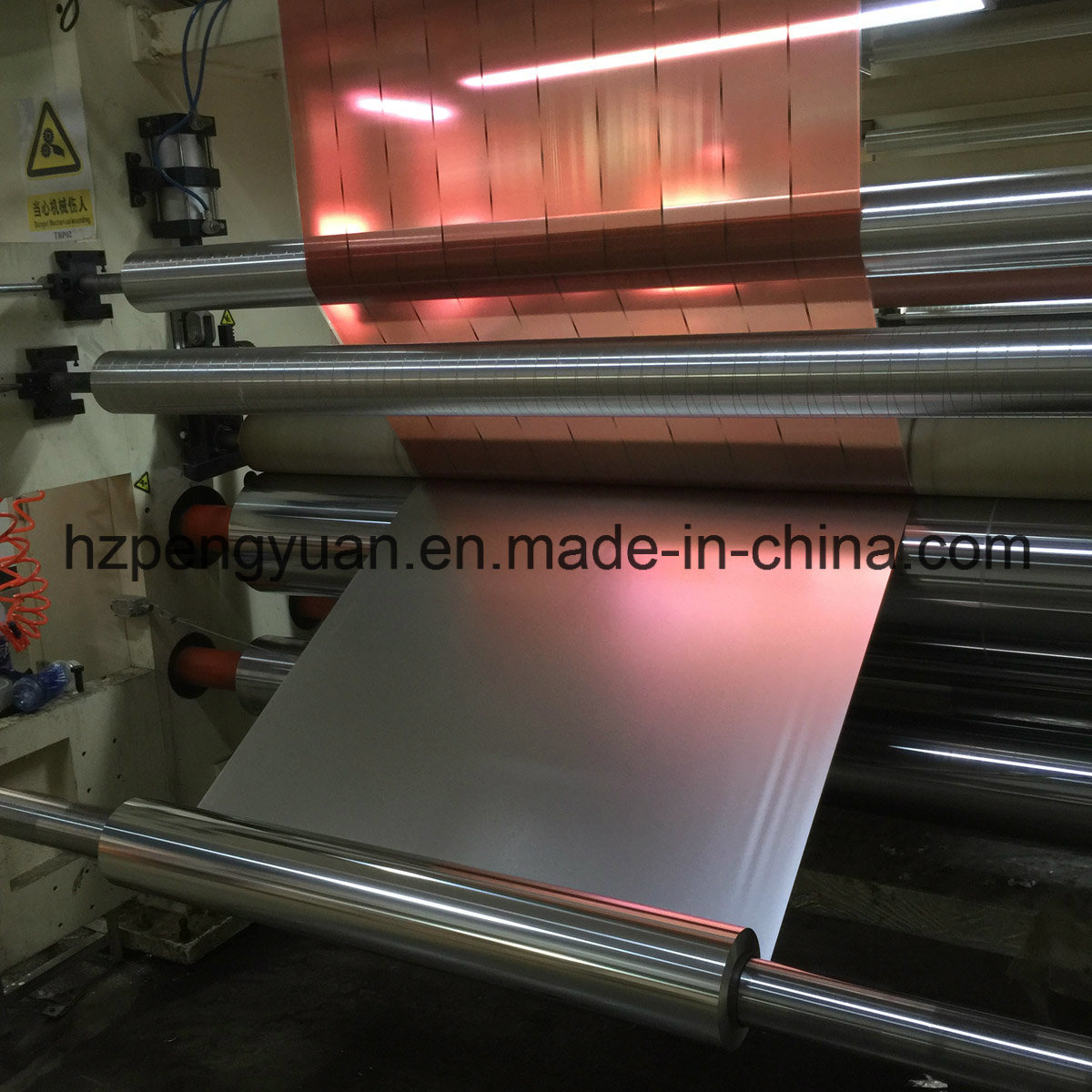 Aluminum Pet Printing Film/ Alu Pet PE