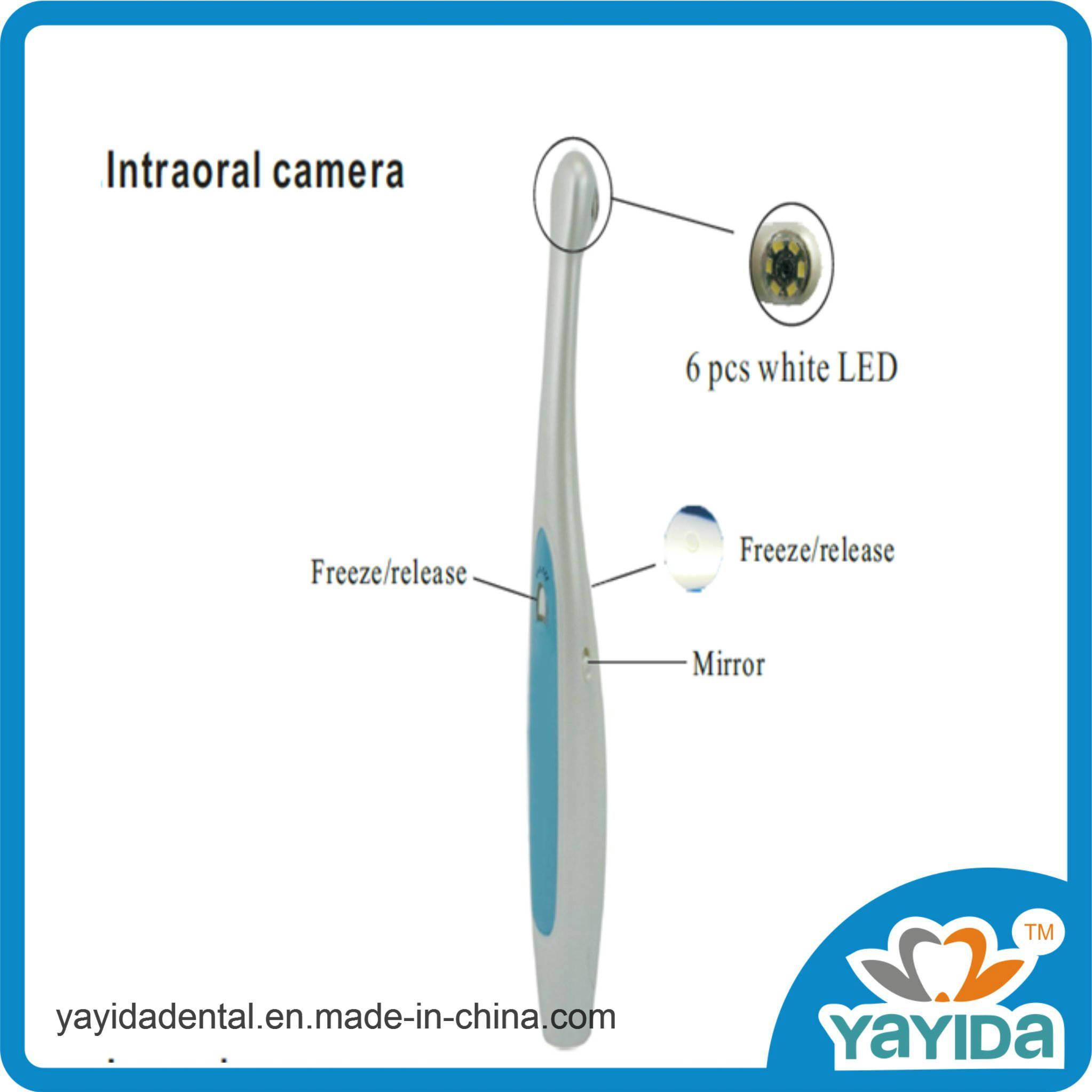 2.0 Mega Pixels Simple Operate Wireless USB Dental Intra-Oral Camera