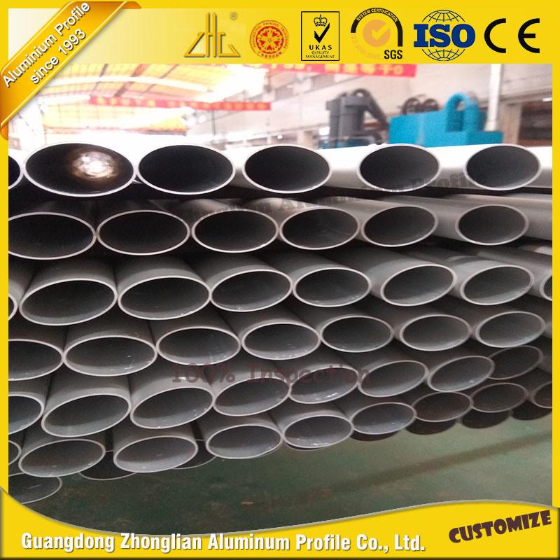 China Manufacturer Hollow Section Anodized Aluminum Bar/Tube