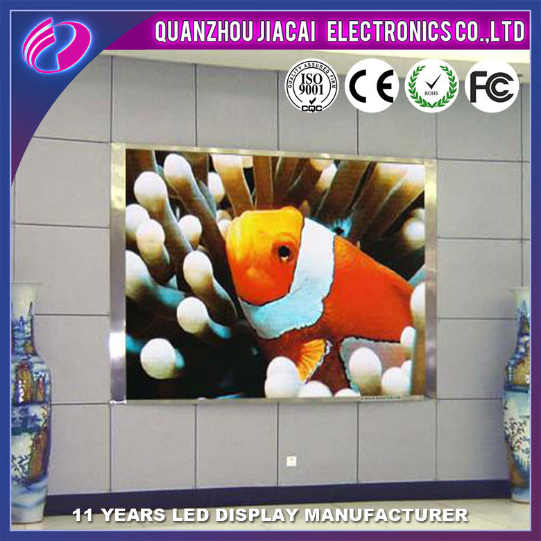 Indoor Video Play P5 Paper Thin Big LED Digital Display Board