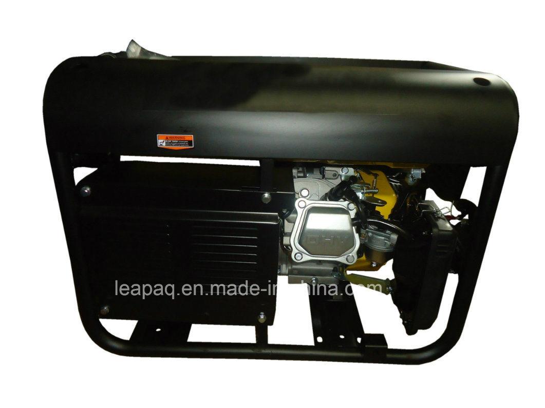 2.5kw Recoil Start P-Type Portable Gasoline Generator