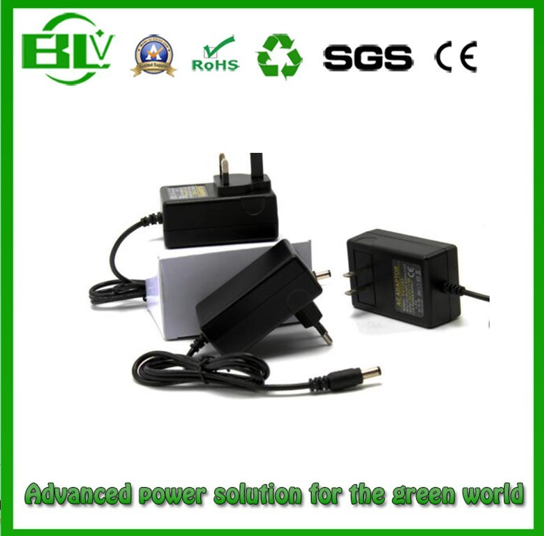 Manufacturer Price of 25.2V 1A Li-ion Lithium Li-Polymer Battery Charger for Power Supply