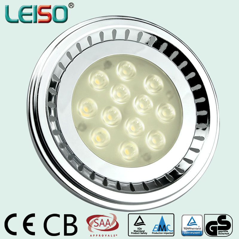 Perfect Halogen Replace 100W by Nichia SMD LEDs AR111 S012-G53 (J)