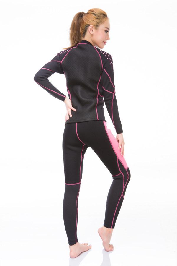 Anti-UV Smooth Skin Neoprene Women Scuba Diving Wetsuit (big discount)