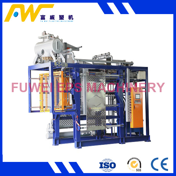 EPS Shape Molding Machine with High Efficient Vacuum System