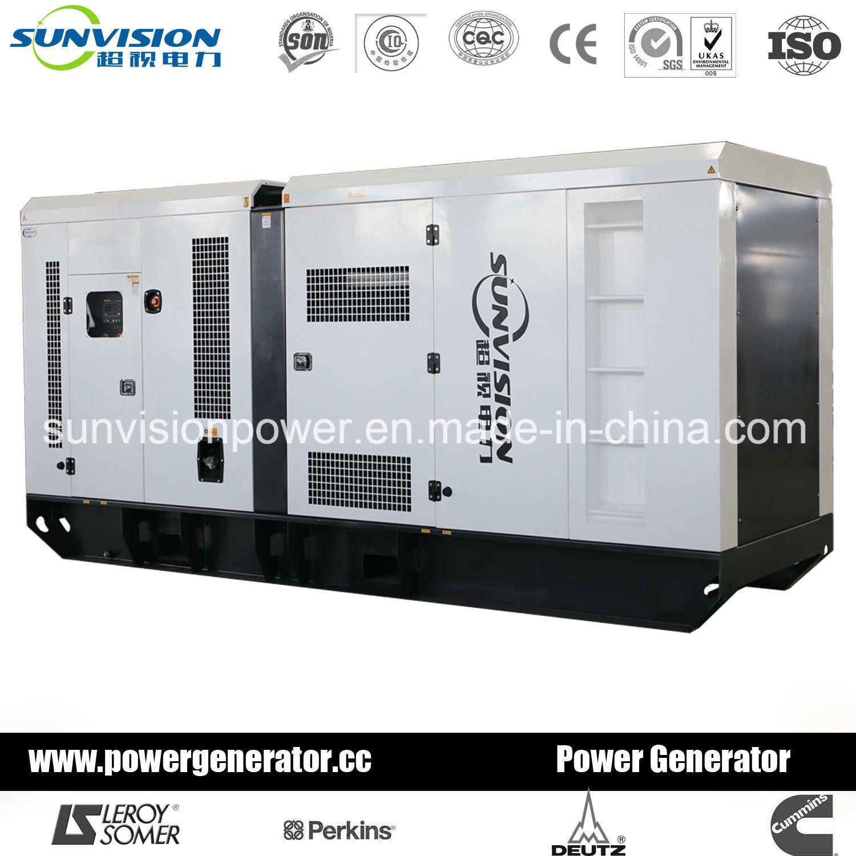 450kVA Perkins Diesel Generator Set with Industrial Enclosure
