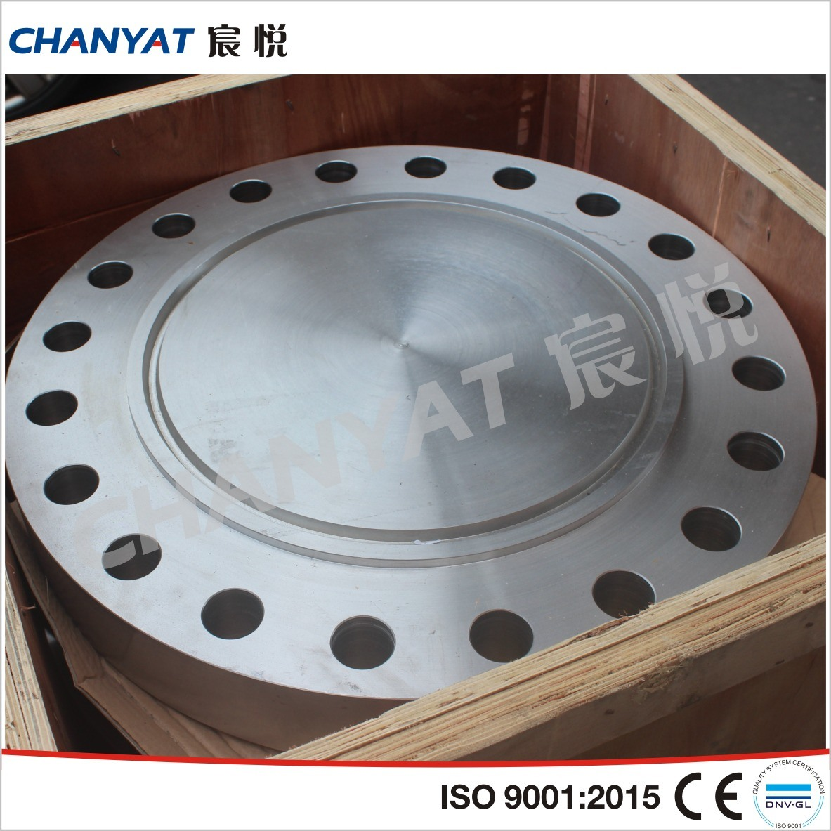 Stainless Steel Pipe Flange A182 (F304H, F316H, F317)