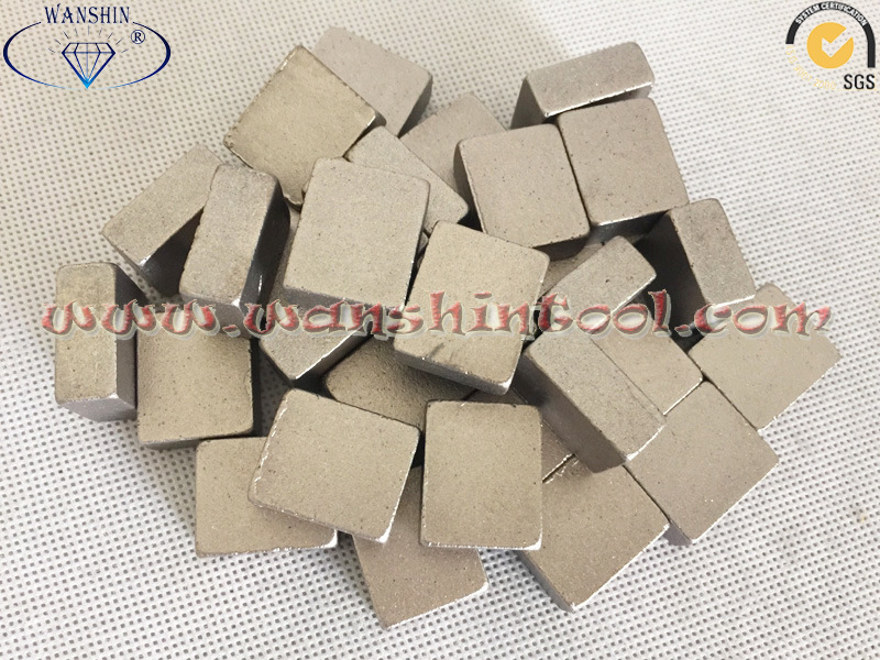 China Diamond Segment Granite Segment Sandstone Segment