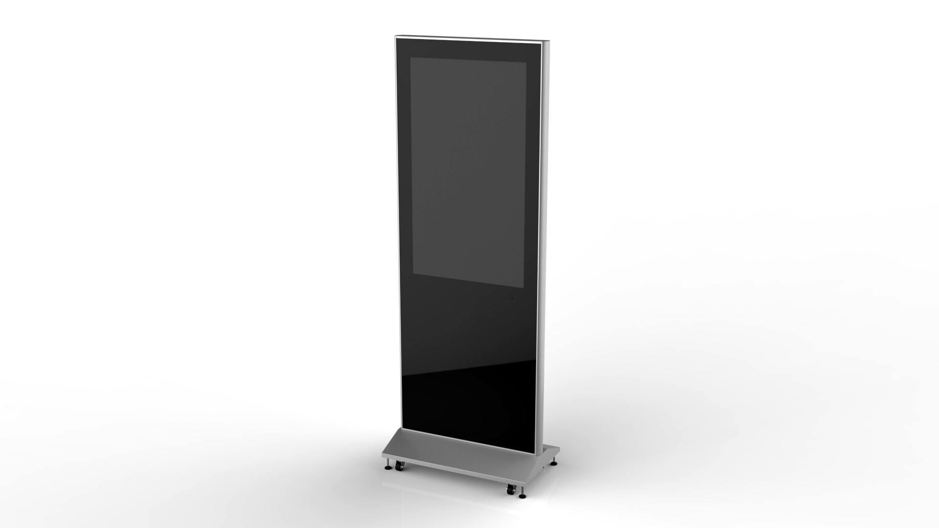 43inch Android Based Digital Signage LCD Display Kiosk