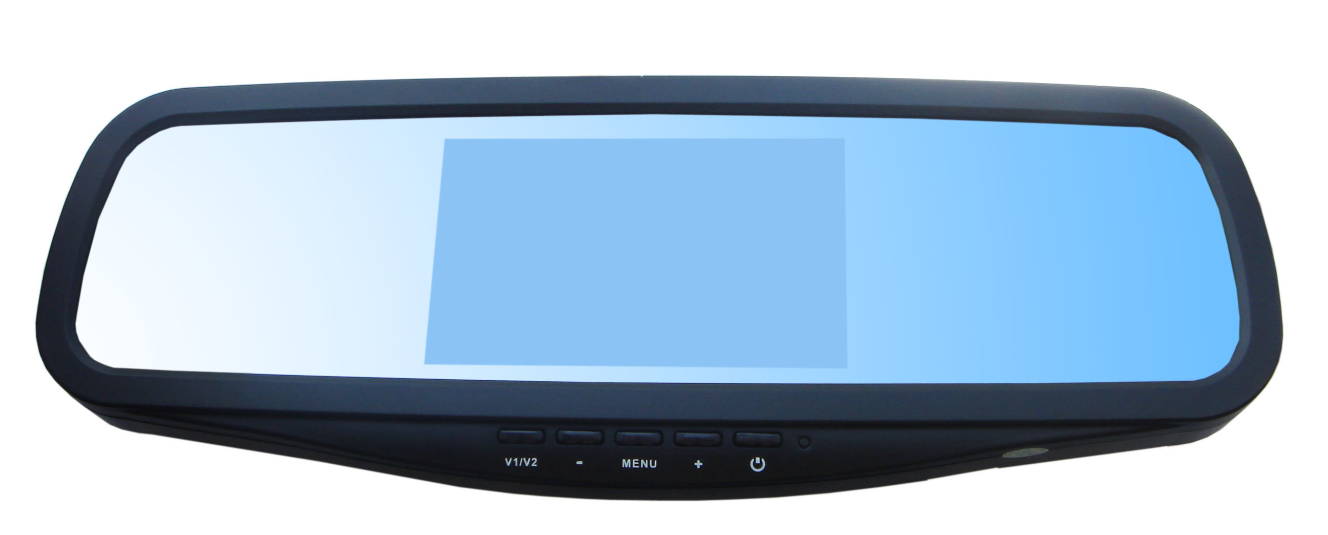 New 4.3 Inch Custom TFT LCD Mirror Car Monitor Digital Display Screen