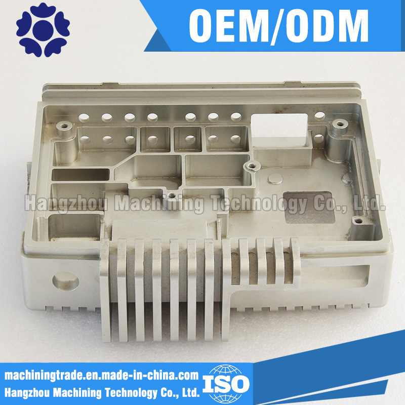 High Precision Machining Custom Made Aluminium CNC Machining Parts