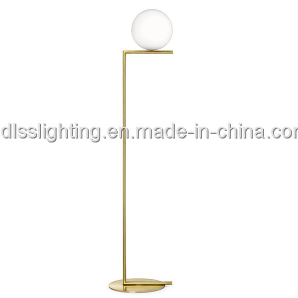 Newest Design Glass Floor Lamp for Lighting