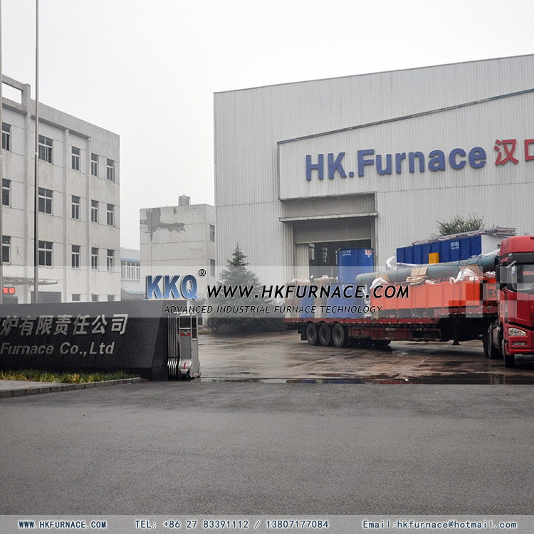 Vitrification Microsphere Expansion Furnace with Ce Certificate