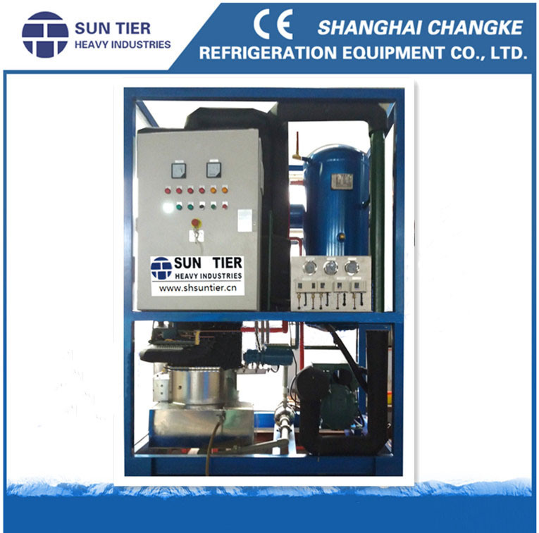 5t Tube Ice Machine for Drinking and Keep Fresh Ice Machine in China