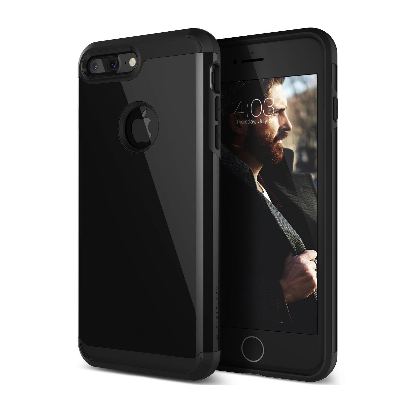 360 Degree Full Protection Defense Shield [Elite Armor] Case for iPhone 7plus