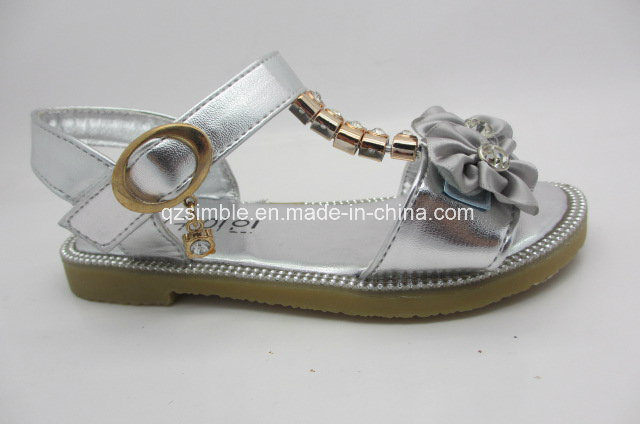 Children Flat Fashionable Sandal for Summer