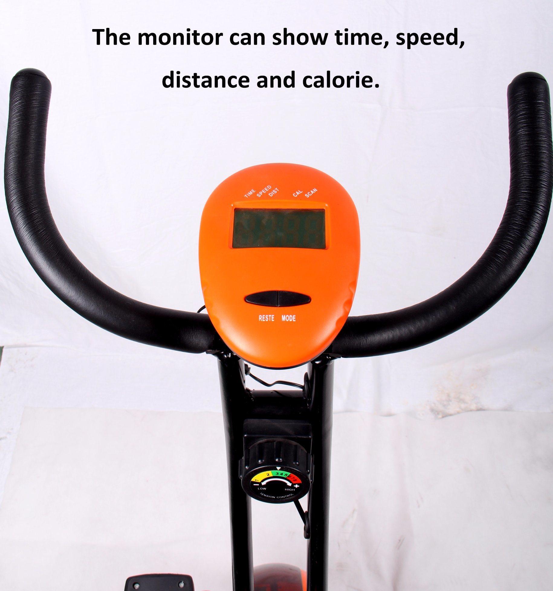 Foldable Magnetic Exercise Bike X Bike