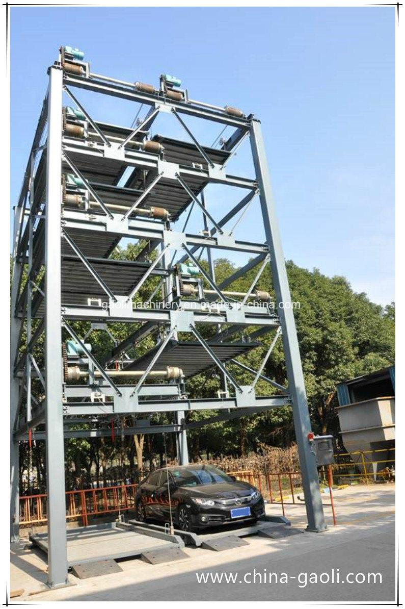 Gaoli Car Auto Parking Equipment Multi-Floor Puzzle Parking Series
