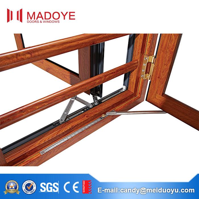 Customized Aluminium Frame Casement Window