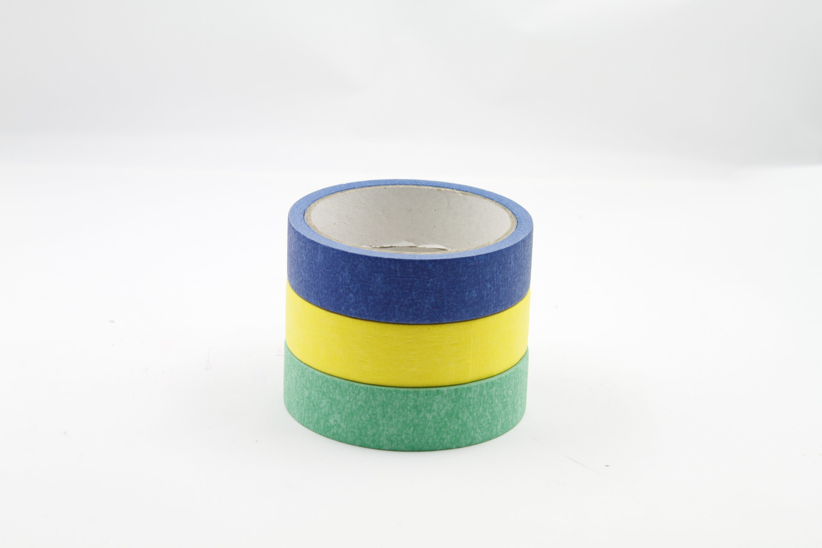 Colored Crepe Masking Paper Tape