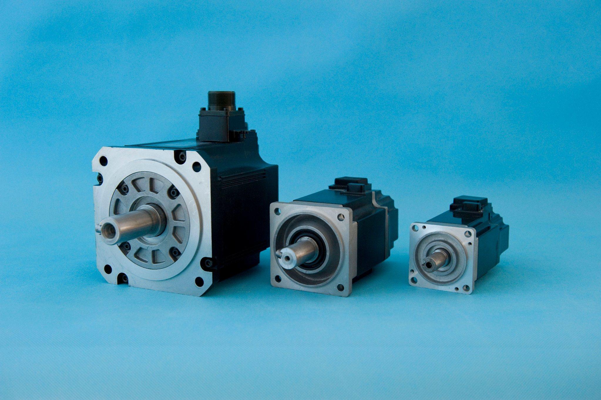 Msd100 Series Motor Servo for CNC Milling Machine 3.8kw