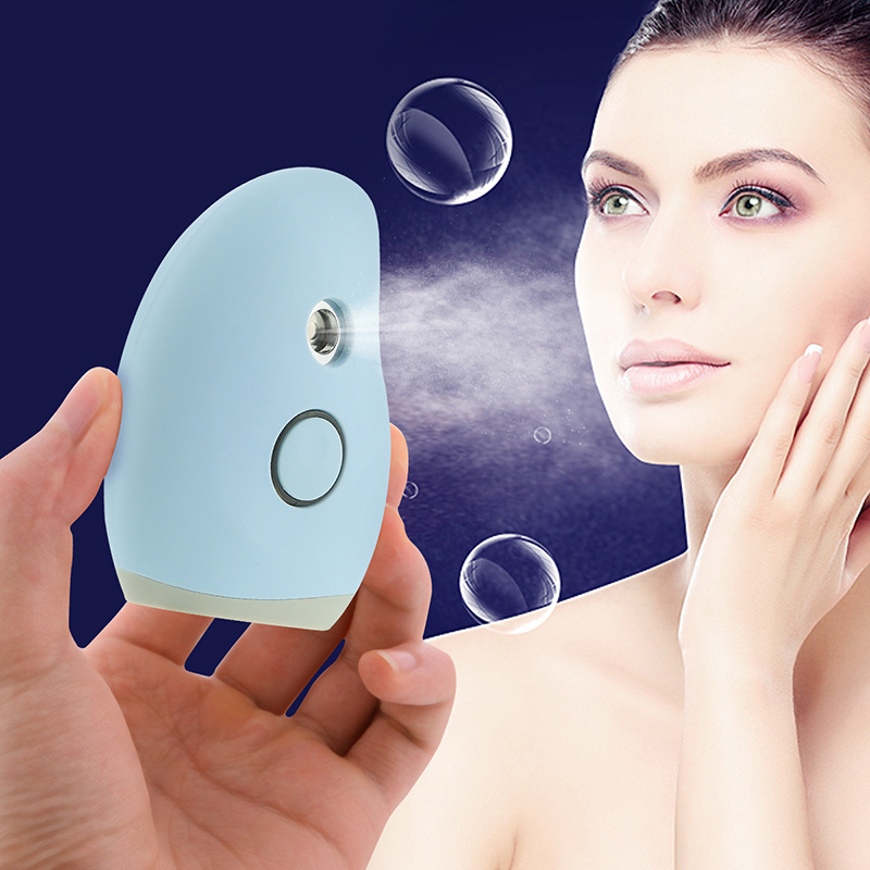 USB Rechargeable Nano Mist Facial Sprayer / Mini Portable Facial Steamer